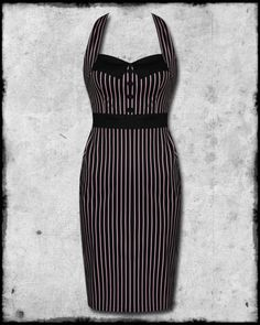 Hell Bunny : I have this dress and it looks amazing on
