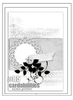 cardabilities: Sketch #85-Design Team Reveal