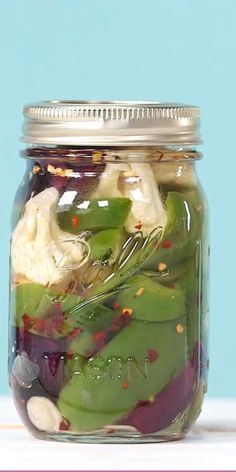 How to Pickle Any Vegetable