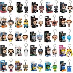 FUNKO POP New arrival Marvel Keychain Spider Chivalrous U.A Captain Harry potter Game of Thrones Key Chains with box – Action Figures Baymax, Vinyl Figures, Action Figures, Disney Keychain, Game Of Thrones, Mens Keychains, Harry Potter Games, Monkey King, Wonder Woman