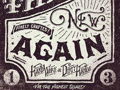 Make Old Things New Again - Adam Trageser