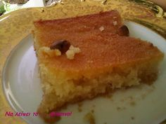 Να λείπει το ... βύσσινο! My Dessert, Cornbread, French Toast, Breakfast, Cake, Ethnic Recipes, Desserts, Food, Millet Bread