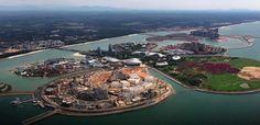 China imită Dubaiul construind insule artificiale | evisionturism Dubai, River, Outdoor, Chinese, Outdoors, Outdoor Games, The Great Outdoors, Rivers