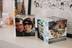 DIY Instagram Cubes