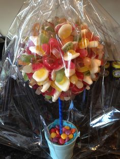 Haribo sweet tree.