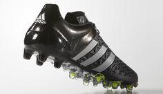 244d85ea886 Black Reflective Adidas Ace 2015 Boots Revealed - Footy Headlines Black  Adidas