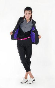 Androgynous Fashion Design