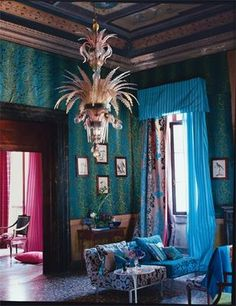 {trick it out with TEAL}