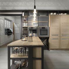 Roveretto - Lottocento | Cucina L\'Ottocento - Roveretto | Pinterest