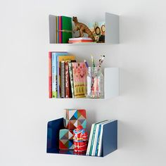 The Land of Nod   Up Against the Wall Shelf in Shelf & Wall Storage