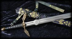 Gladius Herois Aevi (Link's Master Sword v2.0) by Fableblades