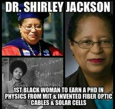 Famous Black Ladies.