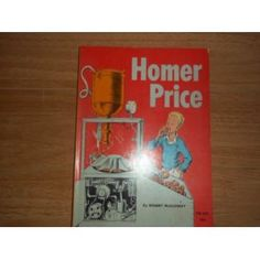 homer price books