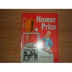 homer price books