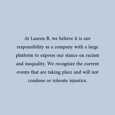 We stand in solidarity with our employees, clients, and community to take action. The responsibility is on all of us and we pledge to continue sharing our ongoing efforts ❤️ Take Action, Current Events, No Response, Believe, Community, Instagram Posts, Faith