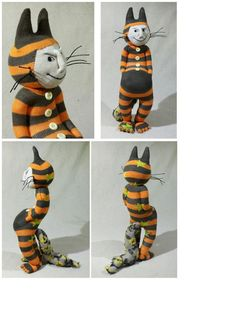 Menacing Max from Where the Wild Things Are - made by Sock-tacular Sock Creations of Hebden Bridge (facebook)