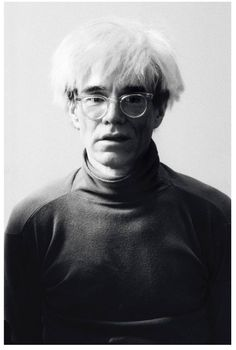 Andy Warhol - American artist who was a leading figure in the visual art movement known as pop art. Photo 1982 by Patricia Steur Drawing Stars, Beastie Boys, Street Culture, Andy Warhol, Famous Artists, American Artists, Black And White Photography, Pop Art, Illustration