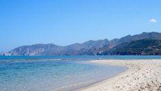 Mezzo Beach, Fontanamare, Carbonia-Iglesias, Sardinia.