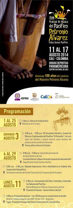 El 13 de agosto abre sus puertas la Ciudadela Cultural Petronio Álvarez www.CityCali.com