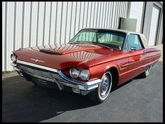 1965 Ford Thunderbird  390 CI, Landau Edition