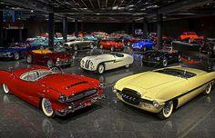 Blackhawk Auto Museum Shines with Energy-Efficient LEDs | GE ...
