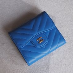 Chanel Classic Small Pocket Flap Wallet Style code: Size: x x inches Unique Selling Proposition, Pocket Books, Chanel Wallet, Birkin, Hermes, Wallets, Bag, Classic, Accessories