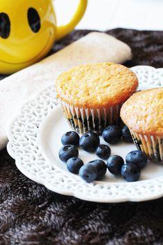 Philadelphia Cream Cheese Blueberry Muffins