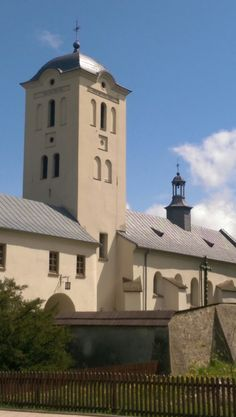 Klasztor - Św. Katarzyna k. Kielc