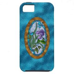 Faux Stained Glass iPhone5 Vibe case iPhone 5 Covers