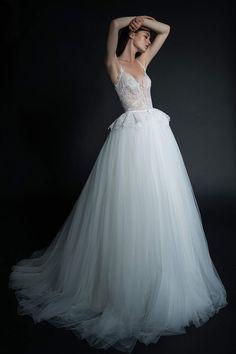 6113dfc7177f8 85 best Inbal Dror Bridal images | Bridal dresses, Bridal gowns ...