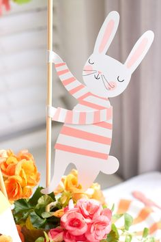Fun ideas for the Easter kid table