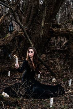 witchy photoshoot Archives - Black White and Raw Photography