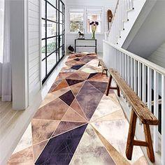 langer flur teppich kaufen – Google Suche Tile Floor, Flooring, Contemporary, Rugs, Google, Home Decor, Long Hallway, Search, Farmhouse Rugs
