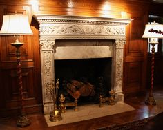 To safely enjoy a roaring fire this winter, you should clean your fireplace from top to bottom. A deep clean is recommended at least once a year,more at homecraftsdiy.com