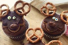 Canadian Moose Cupcakes