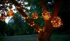 28 Outdoor Lighting DIYs To Brighten Up Your Summer - some really awesome ideas!