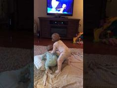 Twins acting out scene from Frozen - YouTube