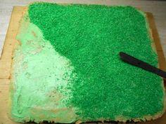 Zelené rezy s anglickým maslovým krémom (fotorecept) - obrázok 5 Plastic Cutting Board