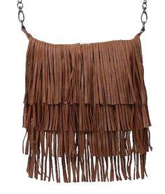 Steve Madden Fringe Crossbody Purse - Women's Bags | Buckle