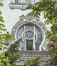 The Villa Korossy---'t's ,architector: is  Ödön  Lechner Ödön Budapest, Hungary