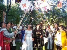 Medieval #themed #wedding
