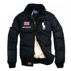 Big Pony günstig billig Ralph Lauren Polo Daunen Jacke kauft man bei www-designer-second-hand-shop-com ab 149,00 €