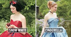 Disney Princess-Inspired Bridal Dresses Will Give You A Fairy-Tale-Like Wedding - 9GAG