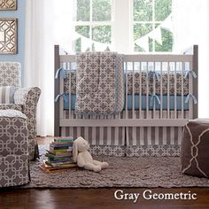 Baby Bedding | Crib Bedding Sets | Custom Baby Bedding