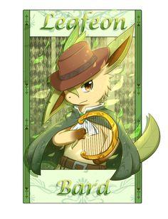 Leafeon Bard
