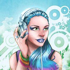 Urban Chic by MallettePagano1.deviantart.com