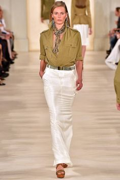 Ralph Lauren Lente/Zomer 2015 (30)  - Shows - Fashion