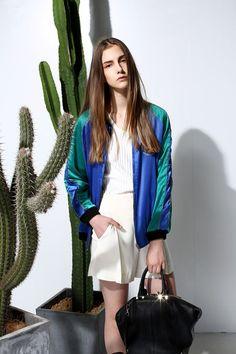 Bright Design Long Sleeve Jacket TP1304