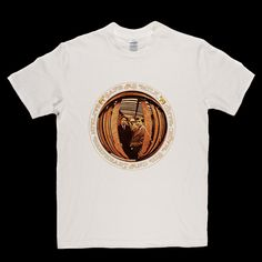 Captain Beefheart Album T-shirt The stunning debut album from 1967. Part blues, record part surreal art happening, it was so far ahead of its time that we've still not caught up with it yet. has fallen in love with this brilliant record.