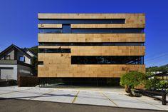 HIGO building in Sapporo by nA Nakayama Architects